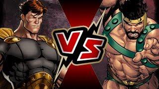 Hyperion VS Hercules | BATTLE ARENA