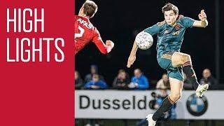 Highlights Jong AZ - Jong Ajax