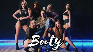 Booty | C. Tanga, Becky G & Alizzz | Choreography By Guillermo Alcázar