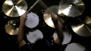 Mind Eraser, No Chaser [THEM CROOKED VULTURES] Drum Cover #33