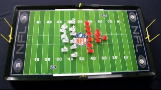 NFL Electric Football from Tudor Games