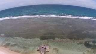preview picture of video 'FLYING JUAN DOLIO WITH DJI PHANTOM VISION 2 +'
