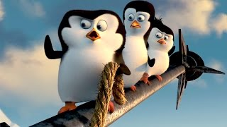 PENGUINS OF MADAGASCAR Movie Preview (2014)