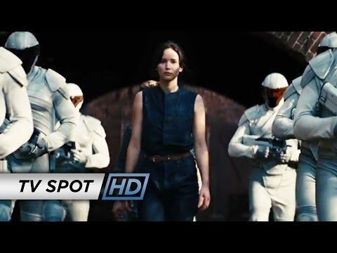 The Hunger Games: Catching Fire TV Spot 'Not Afraid'