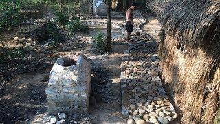 Primitive Life:Stone Road!