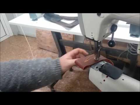 Máquina para coser de brazo CB4500 de triple arrastre.