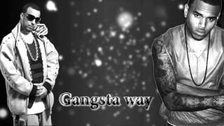 Chris Brown Ft French Montana - Gangsta Way