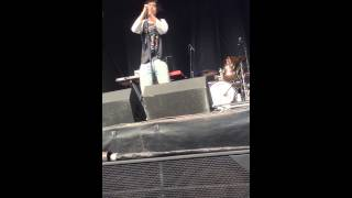 """Sticky Fingers """"Just for You"""" live @ Ottawa Bluesfest 2015"""