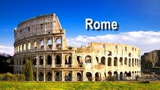 preview picture of video 'Rome Top Ten Things to Do by Donna Salerno Travel'