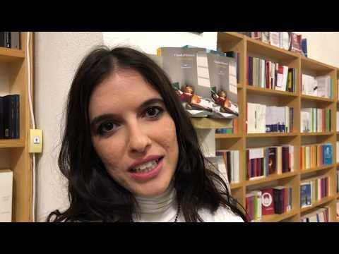 Claudia Petrucci legge con te