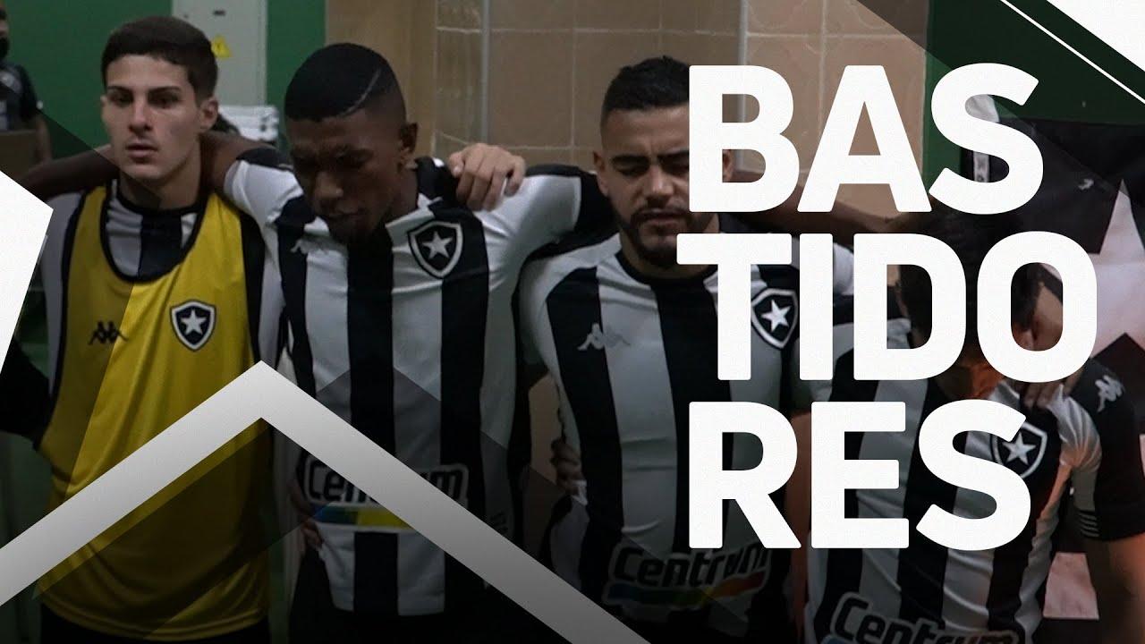 CEO do Botafogo marca presença no empate com o Guarani em Campinas; assista aos bastidores