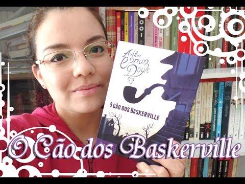Livro - O Cão dos Baskerville (Sir Arthur Conan Doyle)