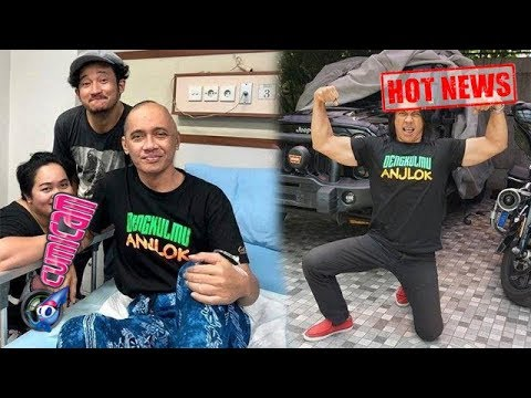 Hot News! Dirawat, Agung Hercules Menderita Penyakit Kanker Otak? - Cumicam 16 Juni 2019