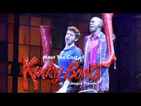 Meet The Cast of Kinky Boots at  Patchogue Theatre
