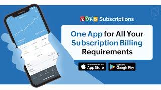 Videos zu Zoho Subscriptions