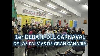 VÍDEO: Primer Debate del Carnaval de LPGC