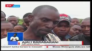 Abiria wanane wafariki baada ya basi walimokuwa wakisafiria kuhusika katika ajali