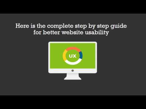 Designing The Web Usability - Top 8 Tips To Follow