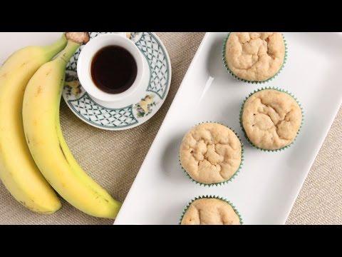 Chai Tea Banana Muffins Recipe – Laura Vitale – Laura in the Kitchen Episode 1008