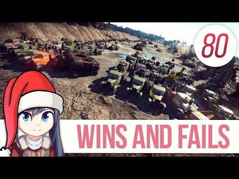 War Thunder: Wins 'n' Fails 80