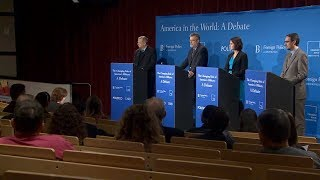 The changing role of America's military: A debate
