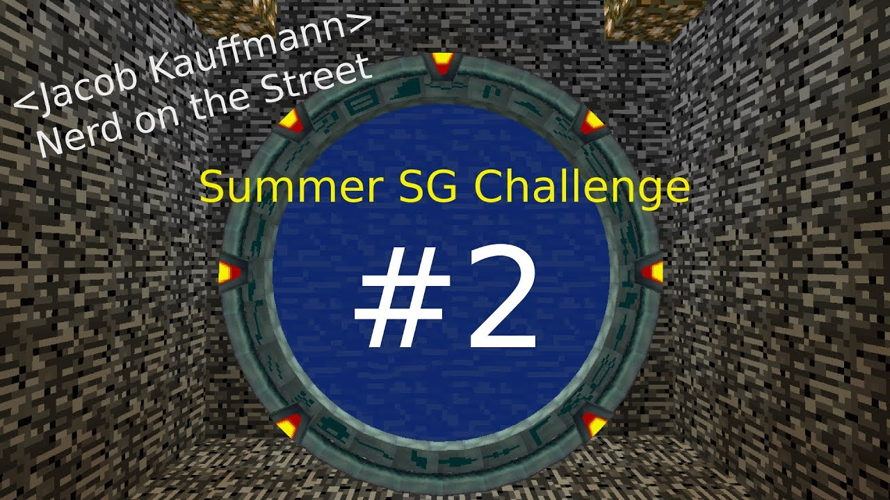 Episode 2 - Summer SG Challenge