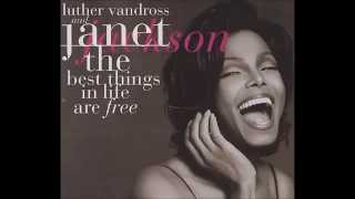 Luther Vandross & Janet Jackson The Best Things In Life Are Free