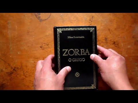Zorba, o Grego   Nikos Kazantzakis