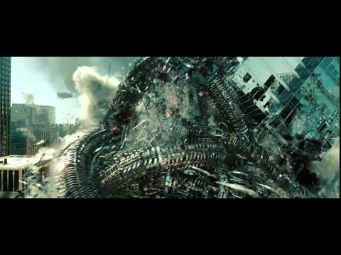 Hậu trường Visual Effects phim Transformers - Thật không thể tin nổi