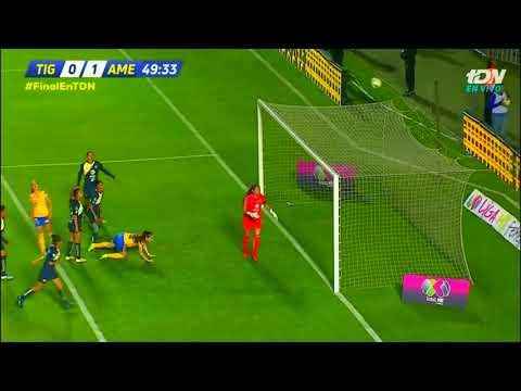 CAMPEONAS‼️ Club América Campeón Femenil Apertura 2018   Resumen 1-1 Tigres - 3-1 en penales