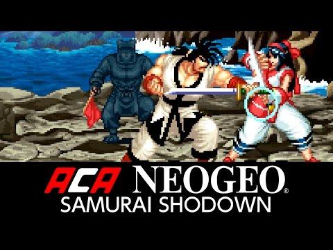 ACA NEOGEO SAMURAI SHODOWN thumbnail