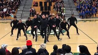 2018 West Covina CoEd HipHop CADTD state champions