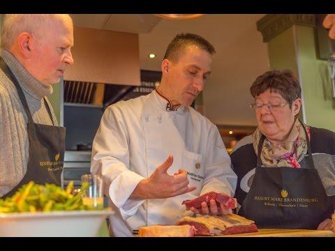 Resort Mark Brandenburg: Kochen wie ein Weltmeister