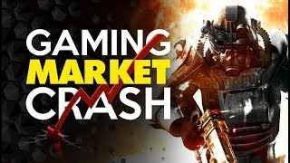 The Triple A Gaming Market Is Collapsing - As Predicted