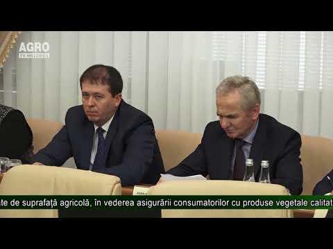 Programul naţional de protecţie a plantelor, aprobat