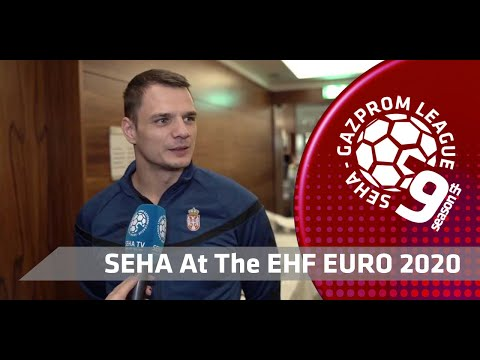 EHF EURO 2020: Time out with Cupara, Djukic & Sretenovic pt. 2 (SRB)