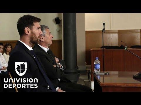 Investigan a Messi por presunto lavado de dinero con su fundación en Argentina