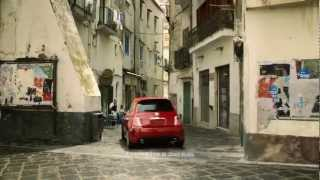 Fiat 500, lo Spot americano