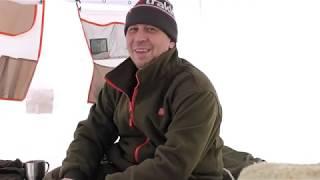 Яузское водохранилище зимой рыбалка