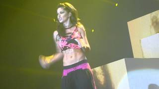 "Cheryl ""Screw You"" Live in Newcastle 16/10/12"