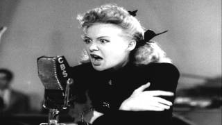 "Betty Hutton ""Murder, he says"""