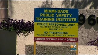 FIU Officer Allegedly Loses Temper, Fires Gun Inside Police Facility