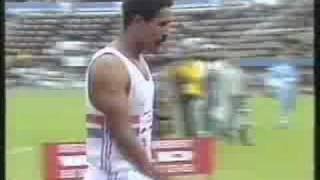 Daley Thompson World Championship 1983 Day 2
