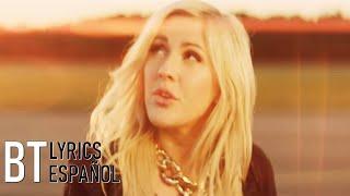Ellie Goulding   Burn (Lyrics + Español) Video Official