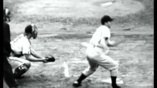 Baseball All Star Game 1942