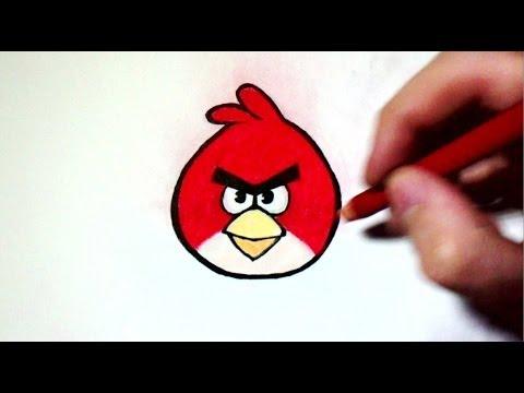 Comment dessiner les oiseaux d 39 angry bird comment dessiner - Comment dessiner le drapeau d angleterre ...