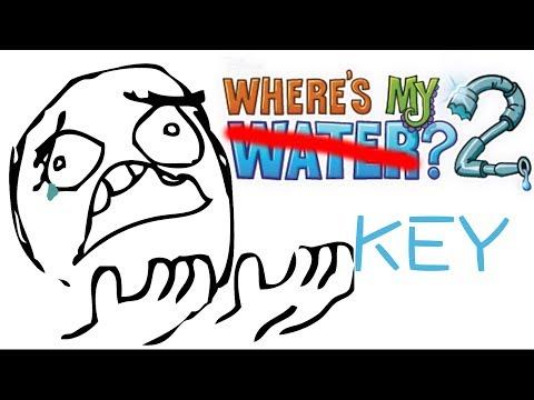 comment trouver les clefs dans swampy 2