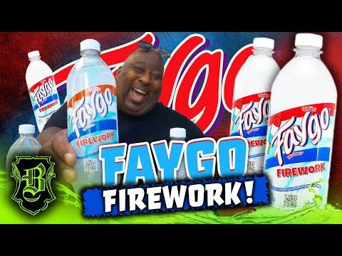 NEW Faygo Firework Soda Chug (2 Liters)