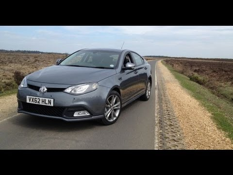 2013 MG 6 GT Diesel TSE Car Review