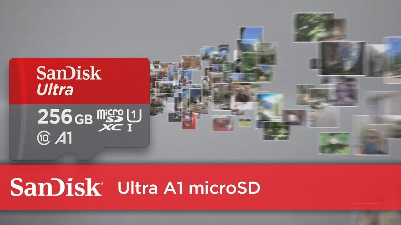 Buy Sandisk Sdsquar 400g Gn6ma Ultra Microsdxc Extreme Pro A1 Microsd 64gb 100mb S Microsdhc Uhs I Micro Sd At A Glance